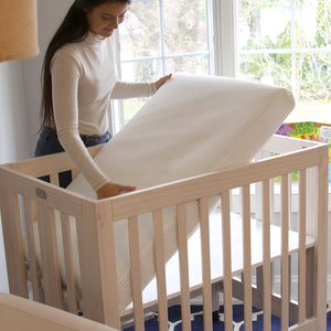 Breeze Air Breathable Mini Crib Mattress