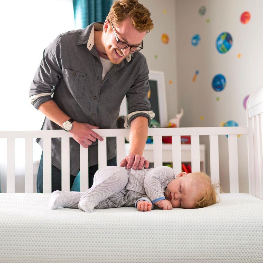 Breeze Air Breathable Crib Mattress 2 Stage