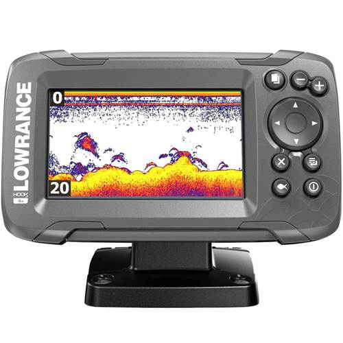 Lowrance Hook² 4x All Season Pack