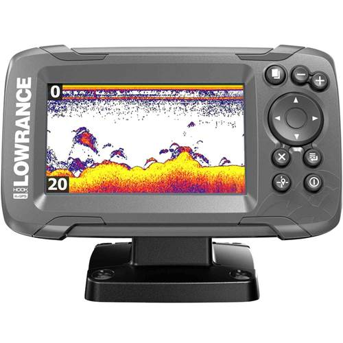 Lowrance Hook² 4x GPS All Season Pack