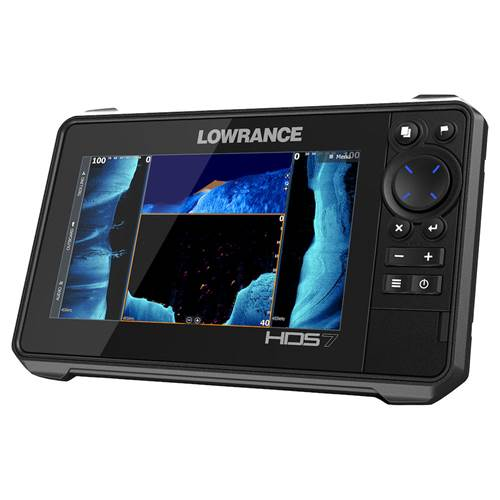 Lowrance HDS-7 LIVE with Active Imaging 3-in-1