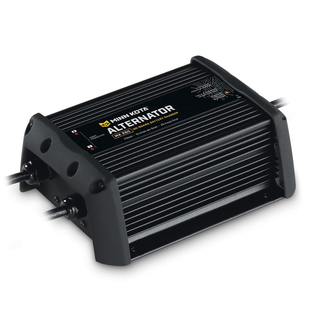Minn Kota Alternator Charger