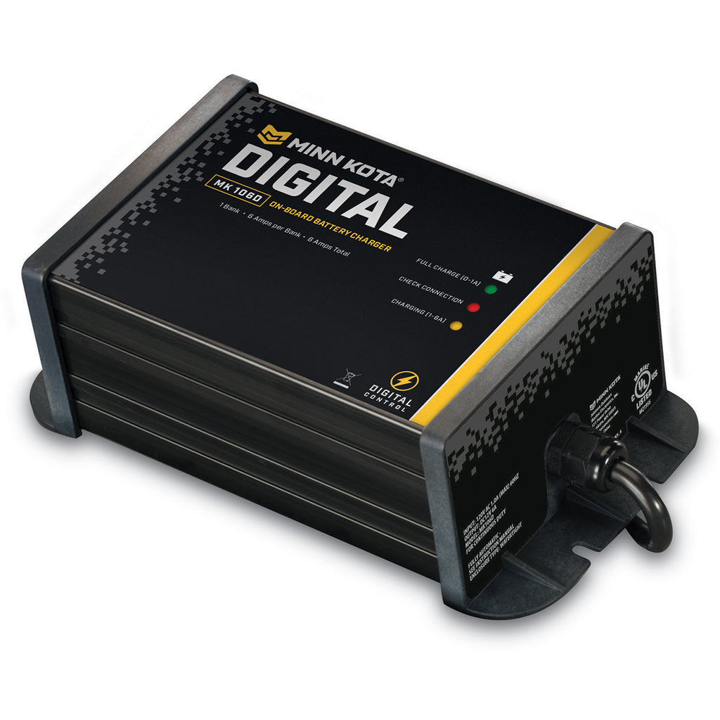 Minn Kota Digital Charger