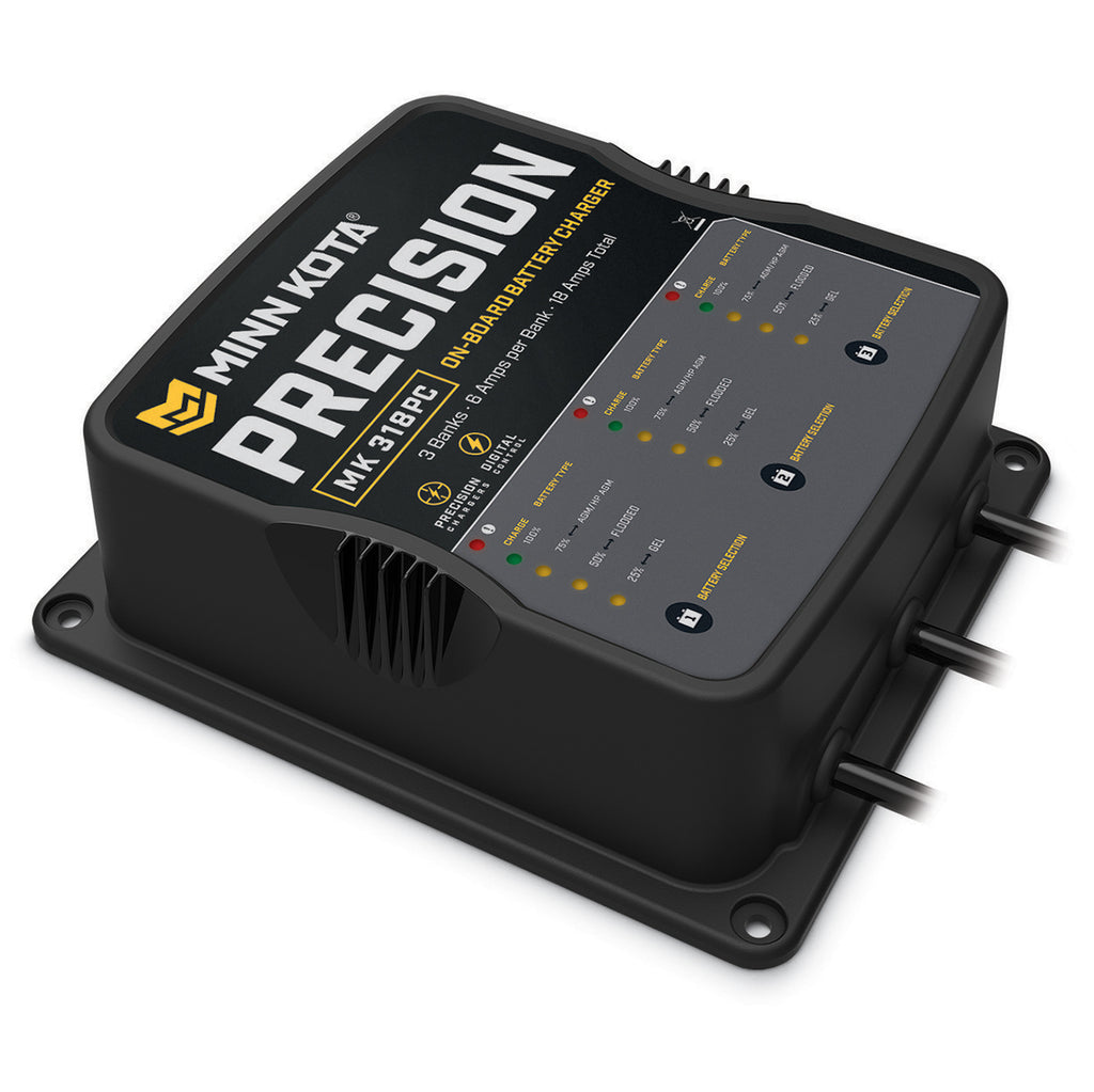 Minn Kota Precision Digital Charger