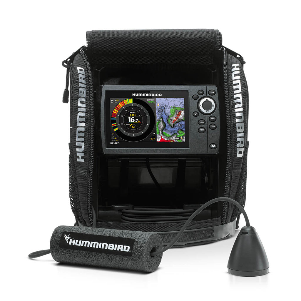 Humminbird Helix 5 Ice Series