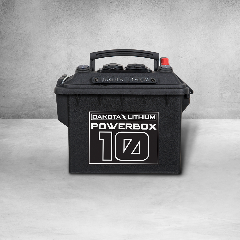 Dakota Lithium Power Box 10AH