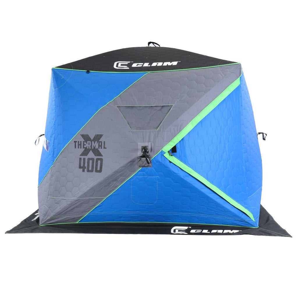 Clam X Series Thermal Hub Shelter