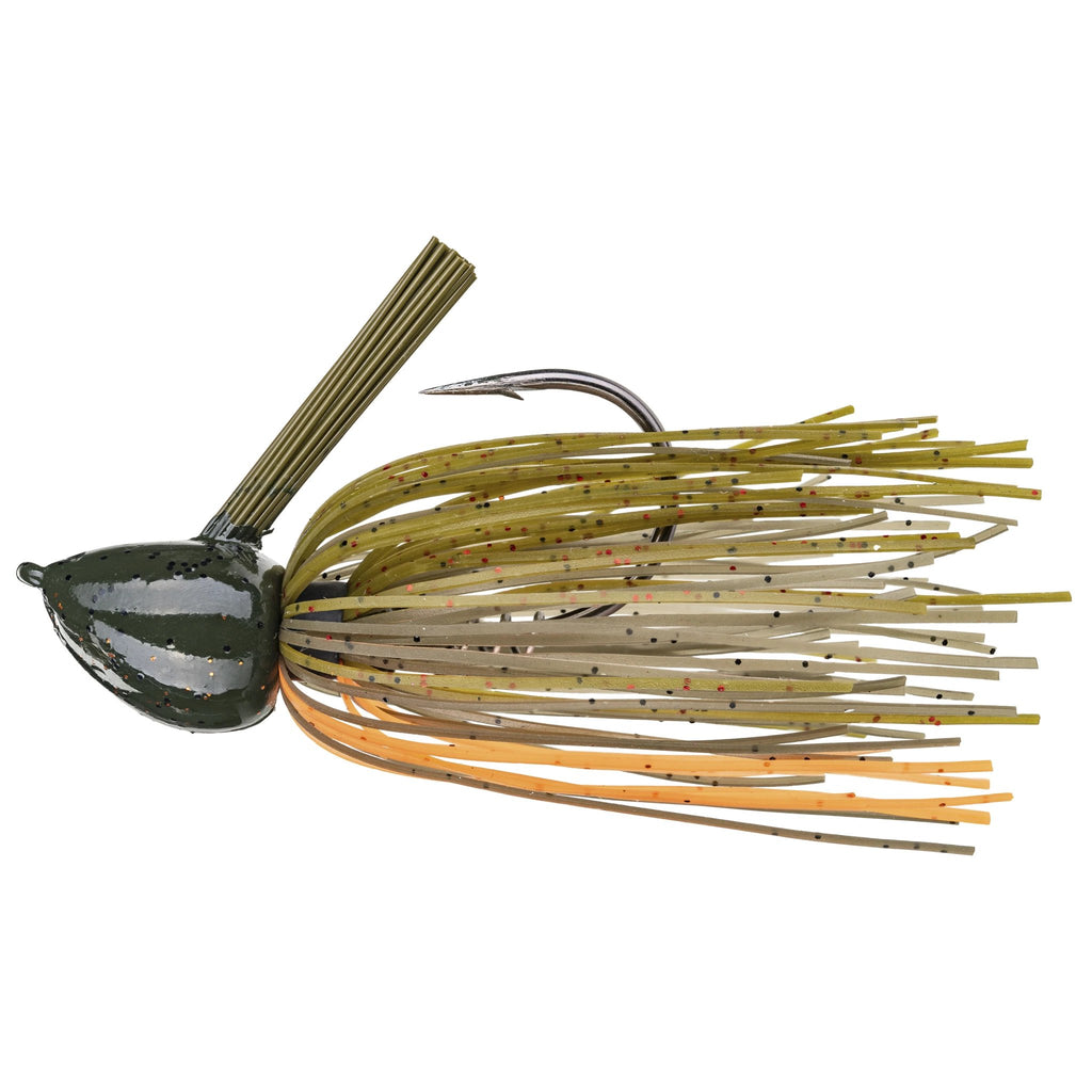 Strike King Hack Attack Fluorocarbon Flipping Jig 1/2 oz
