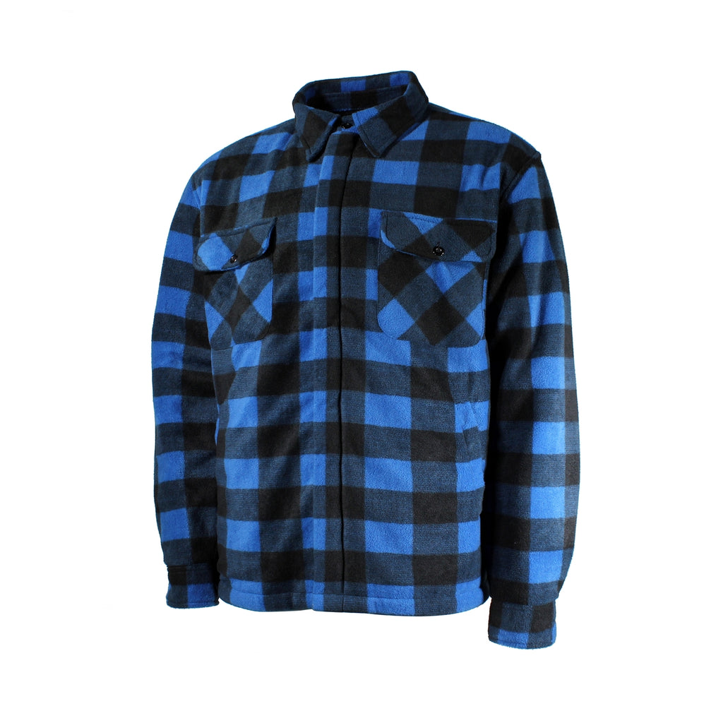 Ganka Shirt Jacket Fleece