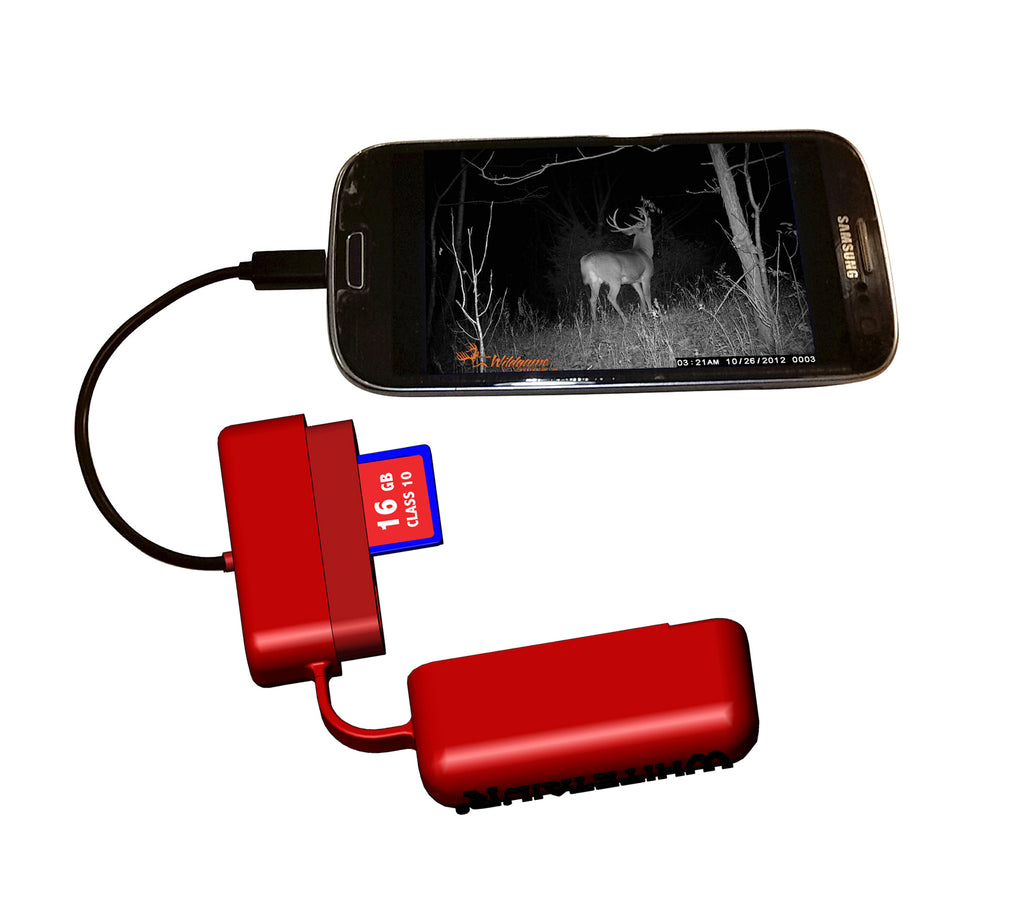 Whitetail'R PhoneREAD'R-Deluxe