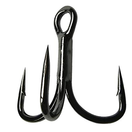 Gamakatsu EWG Short Shank Treble Hook