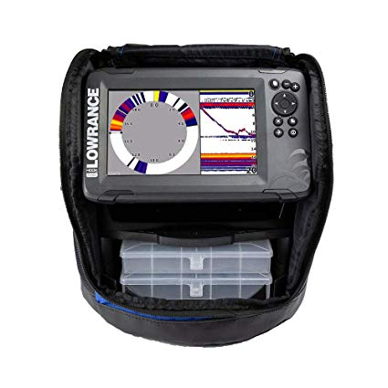 "Lowrance HOOK2 7"" Ice Machine US"