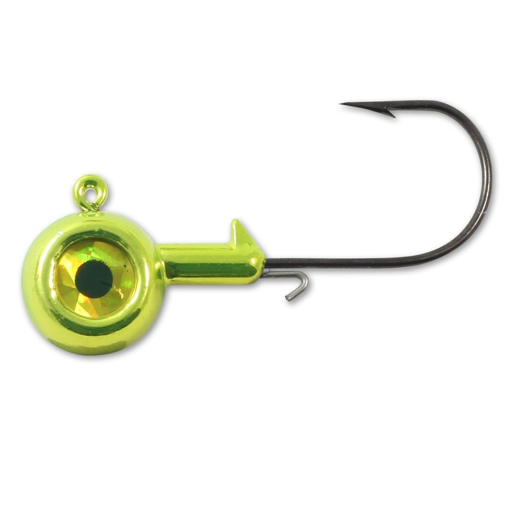 Northland Eyeball Metallic Jig