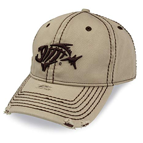 G. Loomis A Flex Distressed Cap