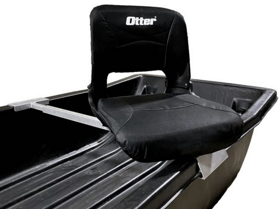 Otter Cushioned Bracket Seat