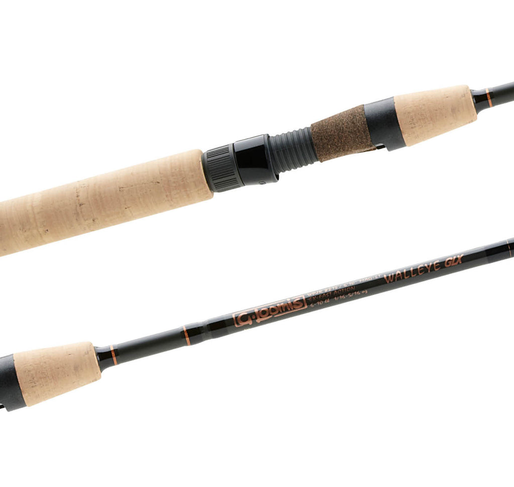 G. Loomis Walleye GLX Spinning Rods