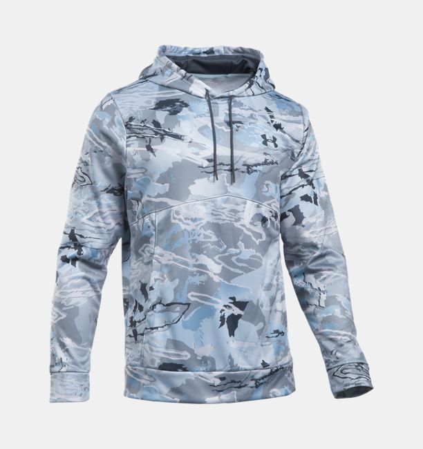 Under Armour Men's Fleece Camo Hoodie