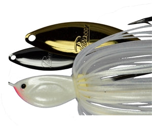 Picasso Lures Double Willow Light Wire Spinnerbaits