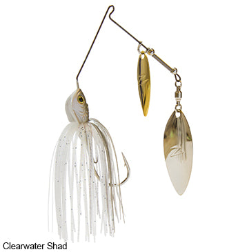 Z-Man SlingbladeZ Spinnerbait Double Willow