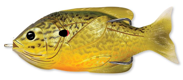 LiveTarget Sunfish Walking Bait