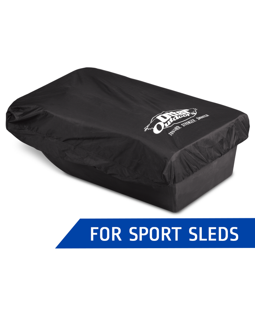Otter Sport Sled Travel Covers