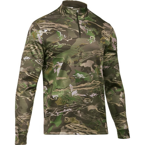 Under Armour Storm Camo ¼ Zip Men's Hunting Shirt