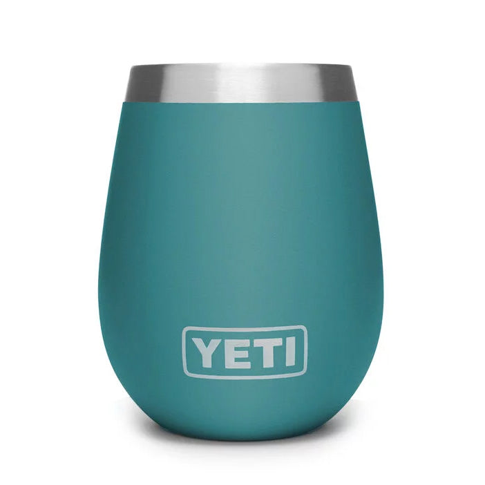 Yeti Rambler 10oz Wine Tumbler - River Green