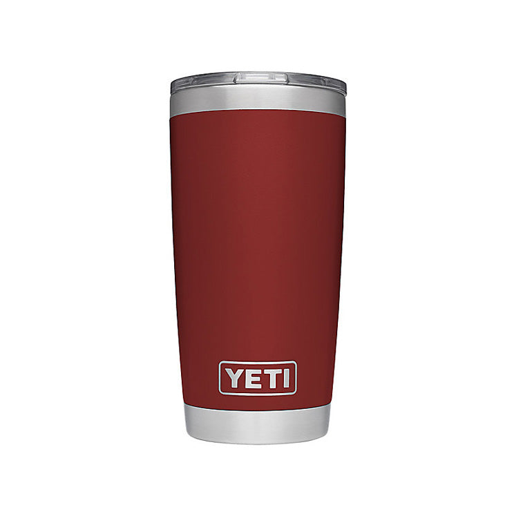 Yeti Rambler 20oz Tumbler - Brick Red