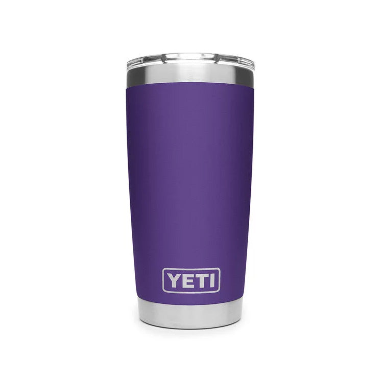 Yeti Rambler 20oz Tumbler - Peak Purple