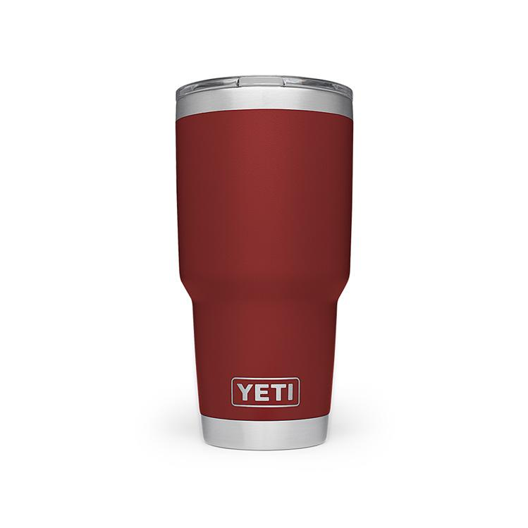 Yeti Rambler 30oz Tumbler - Brick Red