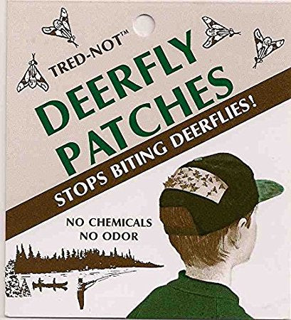 Tred-Not Deerfly Patches