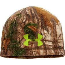 Under Armour Realtree ColdGear Scent Control Beanie Hat