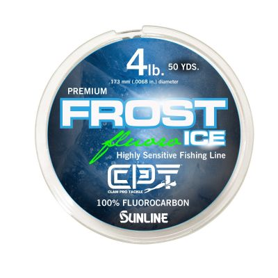 Clam Pro Tackle Frost Floro