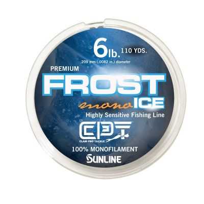 Clam Pro Tackle Frost Mono