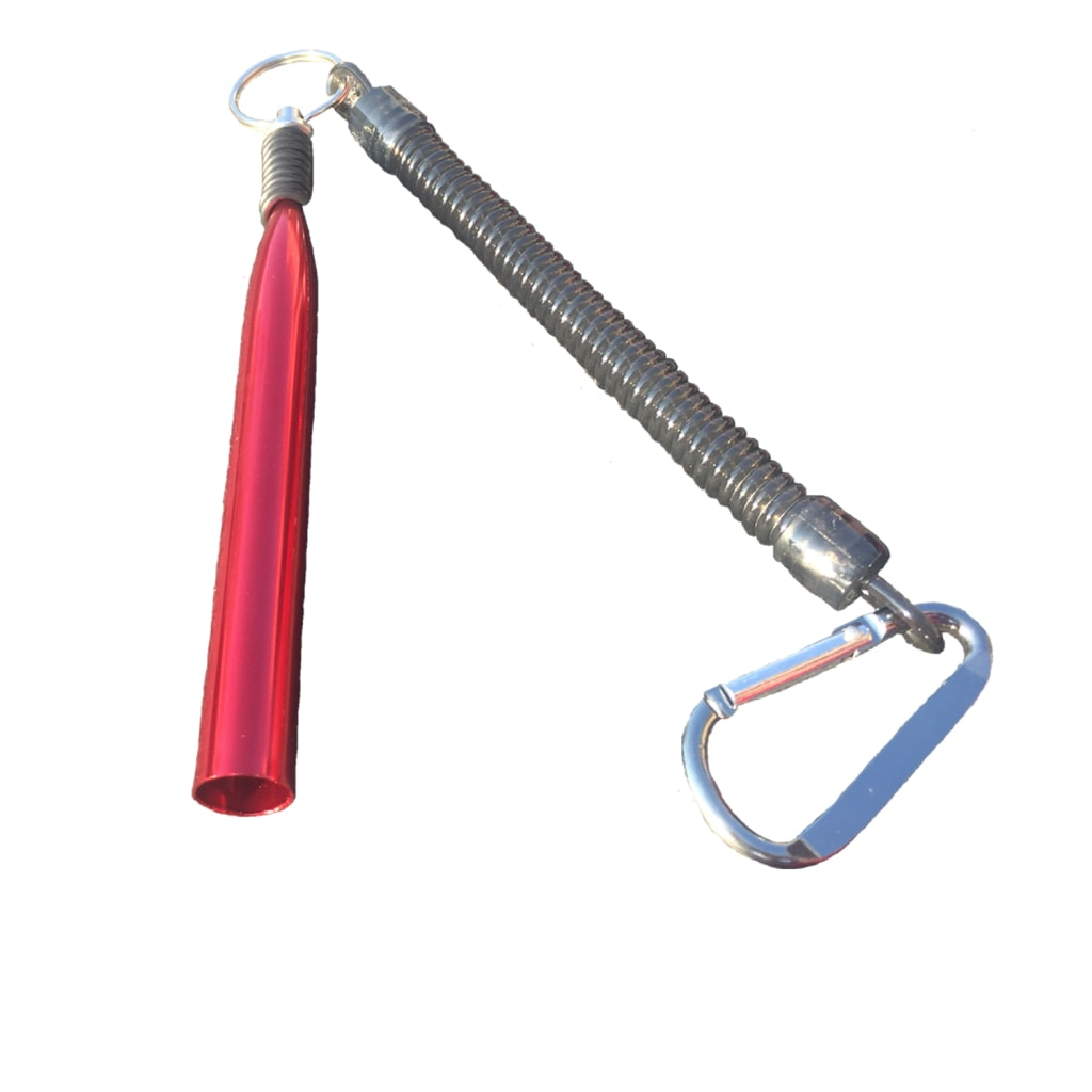 X Zone Pro Series Wacky Rigging Tool With Lanyard