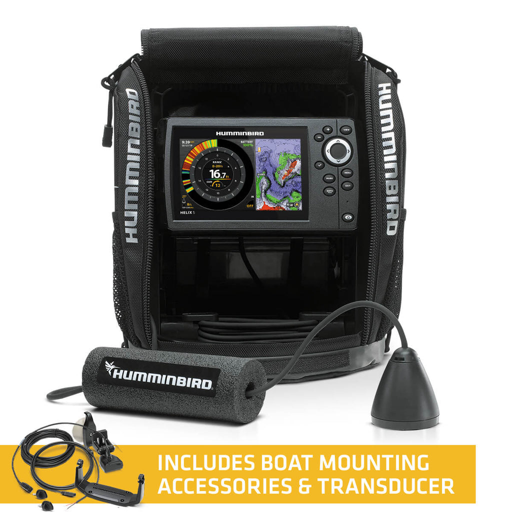 Humminbird Helix Ice Series 2020