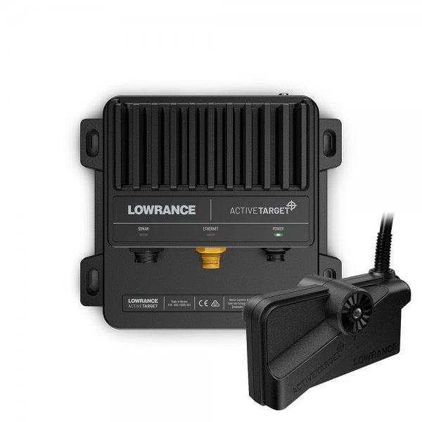 Lowrance Active Target Live Sonar