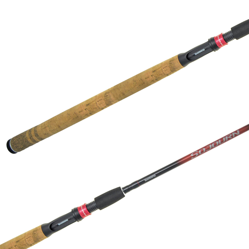 Shimano Sojourn Musky Casting Rods