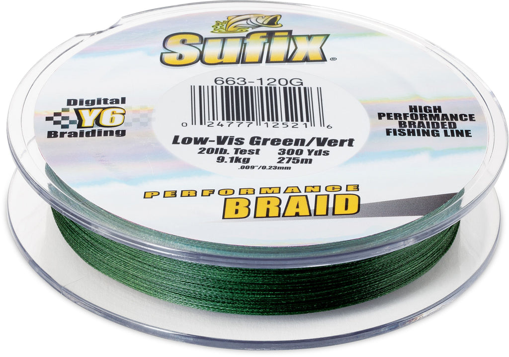 Suffix Performance Braid