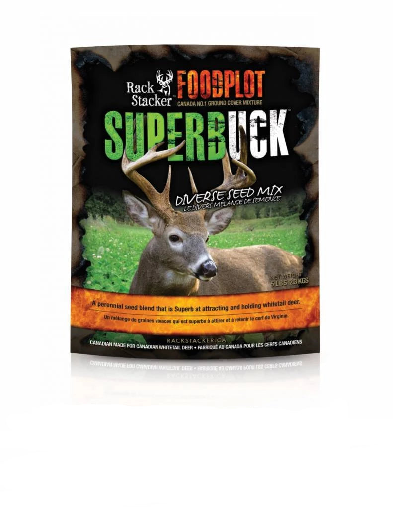 Rack Stacker FoodPlot Super Buck
