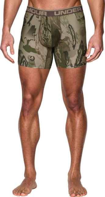 Under Armour Orginal Boxer 6 Inch Inseam