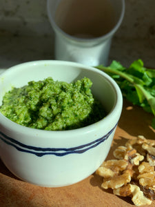 Jan's Arugula Pesto