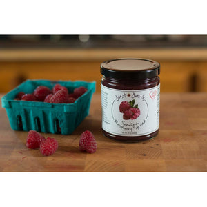 raspberry jam raspberries