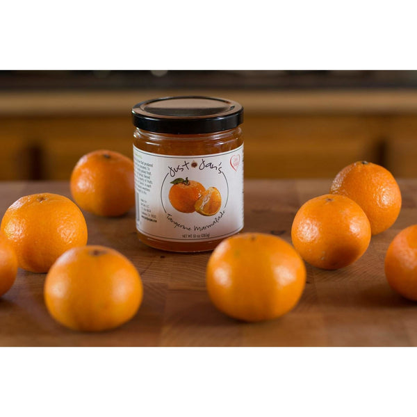 Marmalade and tangerines