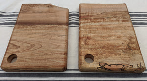 Spalted Walnut Artisan Serving Board