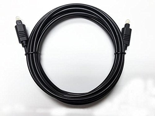 OMNIHIL 10 Feet Long Digital Optical Cable Compatible with TCL TS7000
