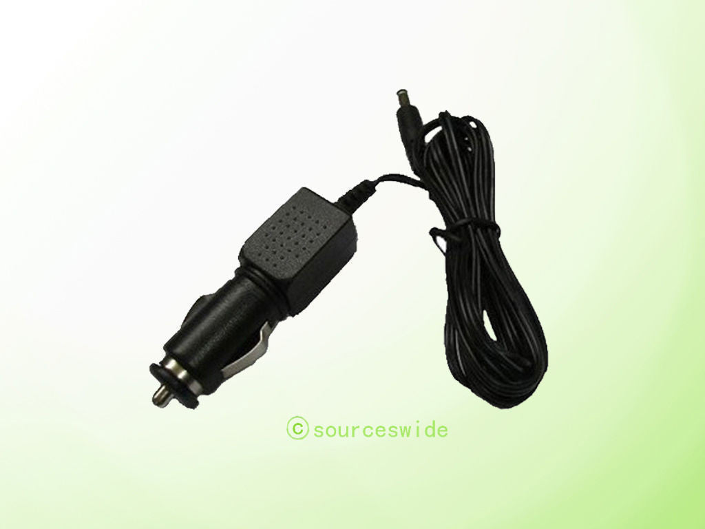 Car DC Adapter Adaptor For ICOM BC-147A IC-V82 IC-U82 BC-146 IC-A22 Power Cord Charger