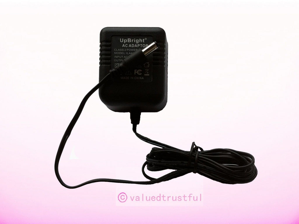 AC-AC Adapter Adaptor For KTec KA12A060110034U Series Class 2 Transformer Power Supply Charger