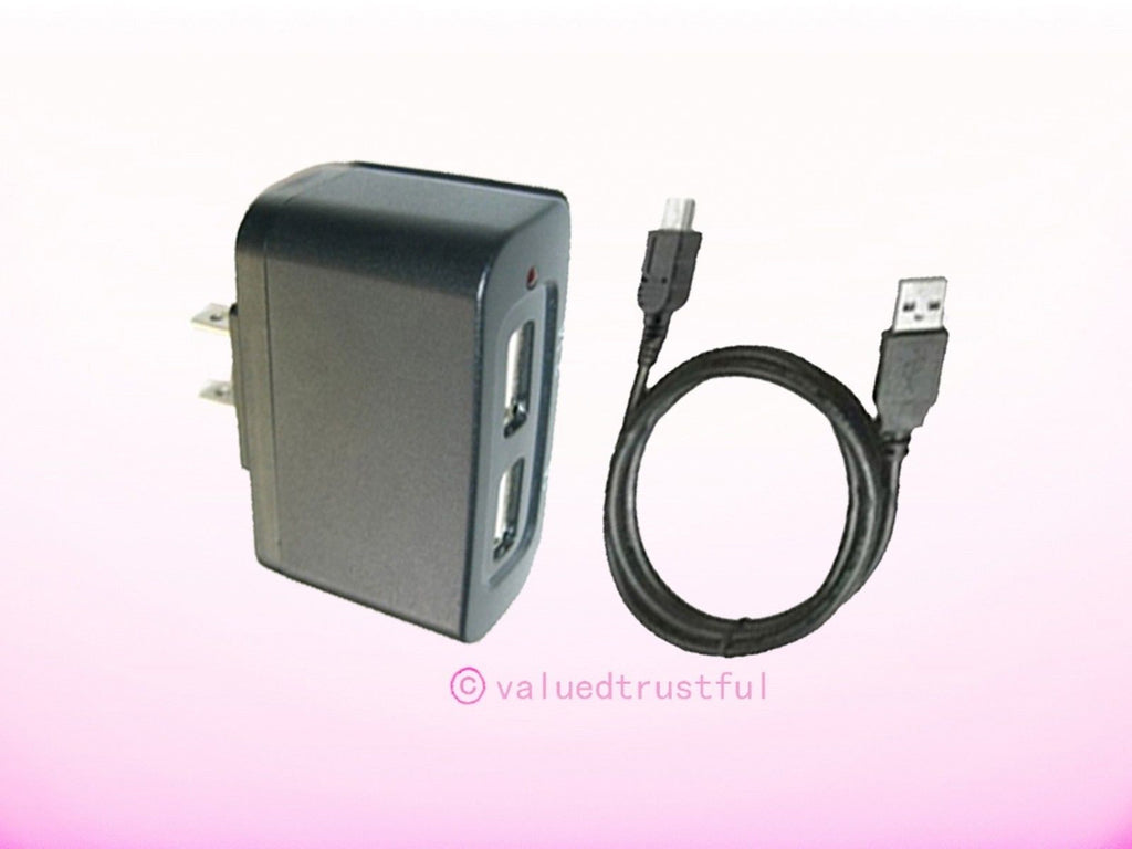 AC Wall Adapter Adaptor For Sprint Incognito SCP-6760 Boost Sanyo Katana Eclipse Boost Mobile Cell Phone Charger