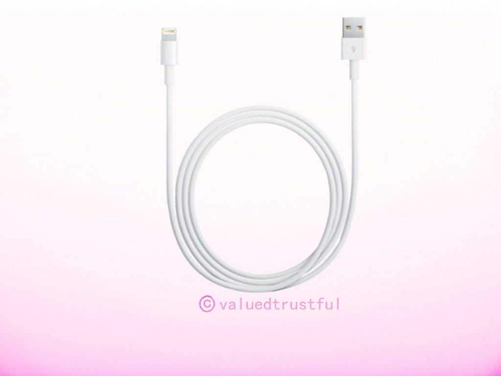 USB Data/Charging Cable Cord For Apple i Pad 4 Retina MD513LL/A MD517LL/A